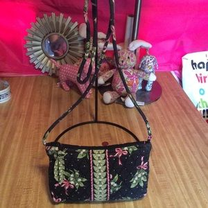 Vera Bradley vintage crossbody bag